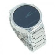 Huawei Watch Classic avec un bracelet à maillons argent