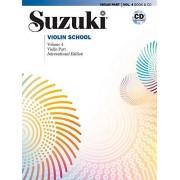 Shinichi Suzuki Suzuki Violin School: Violin Part: 4