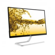 Монитор, AOC I2781FH, 27инча Borderless Wide IPS LED, 4 ms, 50М:1 DCR, 250 cd/m2, FullHD 1920x1080, HDMI, Black - I2781FH