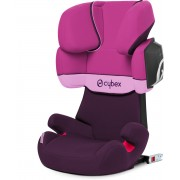 Cybex - Solution X2-Fix - Autostoel groep 2,3 - Purple Rain - purple