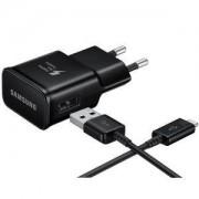 Зарядно устройство Samsung Fast Charging Wall Charger, USB type C, Черно, EP-TA20EBECGWW