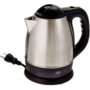 Mobone Electric Kettle/Tea and Coffee Maker/Milk Boiler/Water Boiler Electric Kettle(2 L, Silver)