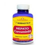 Hepato curcumin95 120cps HERBAGETICA