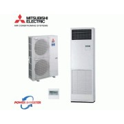 Aer conditionat coloana Mitsubishi Electric 42000 BTU inverter PSA-RP125KA + PUHZ-P125YHA