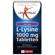 Lucovitaal L-Lysine 1000mg Tabletten