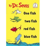 One Fish Two Fish Red Fish Blue Fish, Hardcover