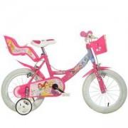 Детско колело Princess - 14 инча Dino Bikes, 120117549