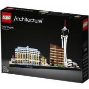 Конструктор Лего Архитектура - Лас Вегас, LEGO Architecture, 21047