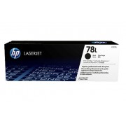 HP 78L Economy Black Original LaserJet Toner Cartridge (CE278L)