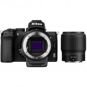 Nikon Z50 + 50mm f/1.8 S + FTZ Adapter