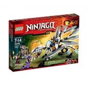 LEGO Ninjago Titanium Dragon Toy