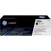 HP Originale LaserJet Pro 400 color M 451 dn Toner (305X / CE 410 X) nero, 4,000 pagine, 2.11 cent per pagina