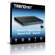 Trendnet 48-Port Gigabit Web Smart PoE+ Switch