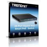 Trendnet 48-Port Gigabit Web Smart PoE+ Switch