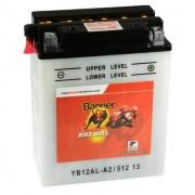 Banner YB12AL-A2 12V 12Ah motorkerékpár akkumulátor (+AJÁNDÉK!)