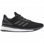 adidas Women's Response Light Running Shoes - Black/Grey - US 7.5/UK 6 - Black/Grey