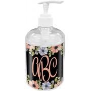 RNK Shops Boho Floral Soap/Lotion Dispenser (Personalized)