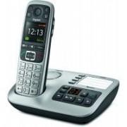 Siemens Téléphone sans fil SIEMENS GIGASET E560A silver