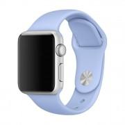 SERO Armband För Apple Watch I Silikon, 42/44mm, Turkos