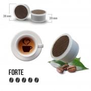 Caffè Tre Venezie 100 Capsule Caffè Aroma Leon D'Oro Tre Venezie - Compatibili Lavazza Espresso Point