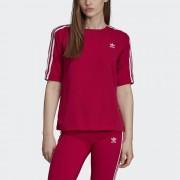 Adidas Футболка 3-Stripes adidas Originals Розовый XS
