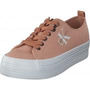 Calvin Klein Jeans Zolah Dusk, Skor, Sneakers & Sportskor, Sneakers, Beige, Blå, Brun, Dam, 41