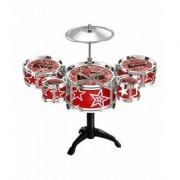 OH BABYBABYMini Jazz Drum Percussion Instruments Set Kit Musical Toys Random SE-ET-187