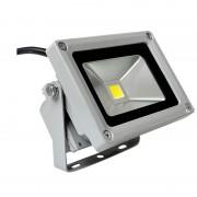Proiector cu LED, 10 W, ECO LED, Gri