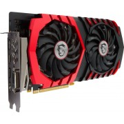 Видеокарта MSI GeForce GTX 1060 1594Mhz PCI-E 3.0 6144Mb 8100Mhz 192 bit DVI HDMI HDCP GTX 1060 GAMING X 6G