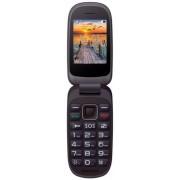 "Telefon Mobil MaxCom Comfort MM818, 2.4"", Dual Sim, 2G (Negru/Albastru) + Cartela SIM Orange PrePay, 6 euro credit, 6 GB internet 4G, 2,000 minute nationale si internationale fix sau SMS nationale din care 300 minute/SMS internationale mobil UE"