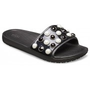Crocs Women's Crocs Sloane Timeless Clash Pearls Slide