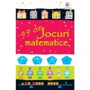 99 DE JOCURI MATEMATICE - CORINT (JUN1171)