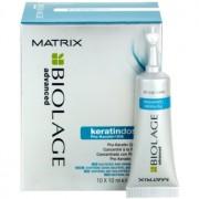 Matrix Biolage Advanced Keratindose про-кератинова терапия за увредена коса 10x10 мл.