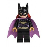 LEGO Super Heroes DC Universe Batman Minifigure - Batgirl with Bat-a-rang (76013)