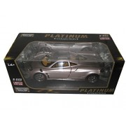 Pagani Huayra Champagne Gold Limited Edition / Platinum Collection 1/18 by Motormax 77160