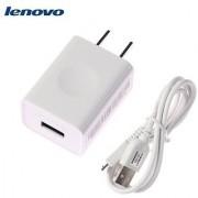 New Lenovo 2map Micro USB Charger For All Lenovo Mobile.