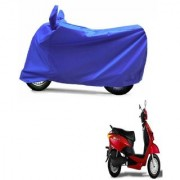 AutoAge Full Blue Two Wheeler Cover For Yo Xplor