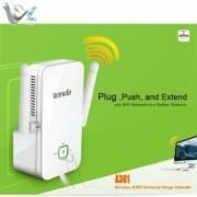 Tenda Range extender A301 300Mbps ripetitore wireless N a muro