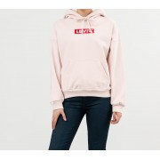 Levi's Graphic Hoodie Pink