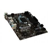 MSI B250M PRO-VDH Intel B250 LGA 1151 (Socket H4) Micro ATX motherboard