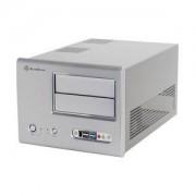 Carcasa SilverStone Sugo SG01-F USB 3.0 Silver (SST-SG01S-F USB 3.0)