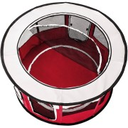 tectake Valphage Carola röd