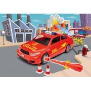 Masinuta Juinor Kit Revell - Masina de sef de pompieri - RV0810