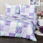 Lenjerie de pat 4Home Lavender micro, 220 x 200 cm, 2 buc. 70 x 90 cm, 220 x 200 cm, 2 buc. 70 x 90 cm