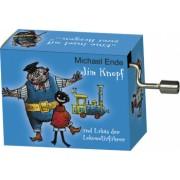 Flasneta Fridolin Jim Knopf albastru