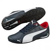 Puma Men's Bmw Ms Drift Cat 5 Nm 2 Bmw Team Blue and White Leather Safety Shoes - 7 UK/India (40.5 EU)