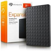 DISCO DURO EXTERNO SEAGATE STEA2000400 2TB USB 3,0 NEGRO EXP