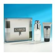 Paris Bleu Cyrus - zestaw, woda toaletowa, żel pod prysznic