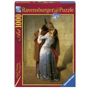 PUZZLE HAYEZ: SARUTUL, 1000 PIESE - RAVENSBURGER (RVSPA15405)