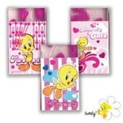 Tweety Jelly Eraser 3pcs In Opp Bag With, Retail